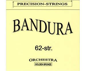 SOLID БНД62-30207GB Струны для бандуры 62 струны, медь