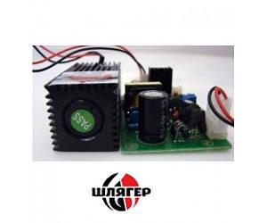 BIG Green Diode 30mW Излучатель лазера зеленый 30mW