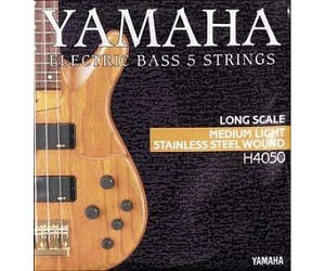 YAMAHA H4050 Струны для бас-гитары 5 струн .045-.125