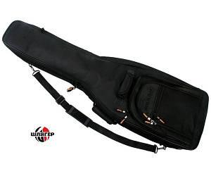 ROCKBAG RB20445 CROSS-WALKER Чехол для бас-гитары с видчепним рюкзаком