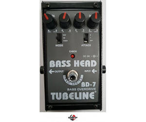 TUBELINE BASS HEAD BD7 Педаль для бас-гитары