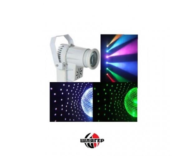 BIG BMPINSPOT15 Прожектор PINSPOT светодиодный 15W RGBW (4in1)