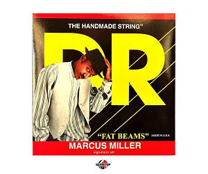 DR MARCUS MILLER SIGNATURE MM40 Струны для бас-гитары .040-.100