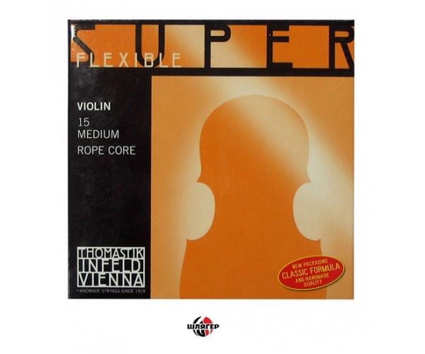 THOMASTIK 15 Super Flexible Струны для скрипки (голубой)