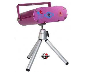 RGD FD03 Лазер типа фейерверк Green 25МВт + Red 80мВт