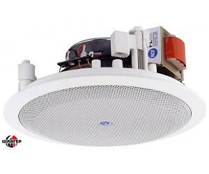 RCF PL8X Акустическая система трансляционная для монтажа в потолок