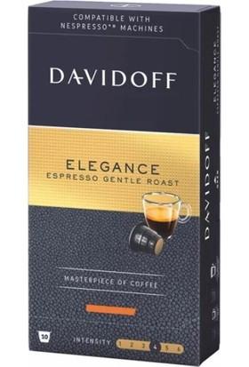 Кофе в капсулах Davidoff Nespresso Elegance 4 (10 шт.), Германия (Неспрессо)