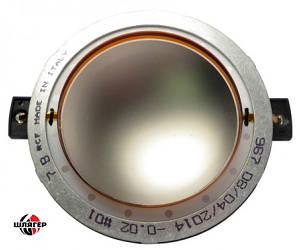 RCF DIAPHRAGM CD850T3 8 Om Мембрана для драйвера CD850