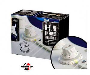 N-TUNE RETAIL CHROMATIC TUNER Тюнер хроматический типа Fender
