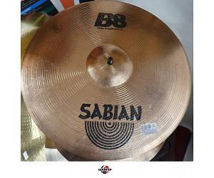 """SABIAN 41811 18 """"B8 Crash Ride Тарелка для барабанов 18"""" (подержанный товар)"""