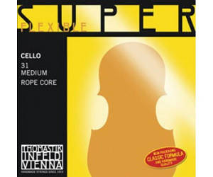 Струны для виолончели Thomastik 31 Superflexible (голубой)