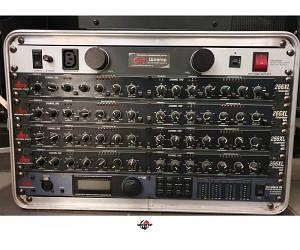 DBX 266 XL Компрессор двухканальный Compressor / Gate (подержанный товар)