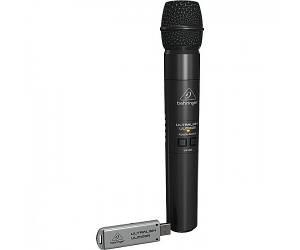 Радиосистема цифроваяBehringerULM100USB с ручным микрофоном