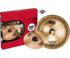 "SABIAN 45005 B8 Effects Pack Комплект тарелок (10 ""Splash + 18"" Chinese)"