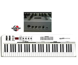 PRODIPE MIDI USB KEYBOARD 61 C USB MIDI клавиатура 61 дин. клавиша