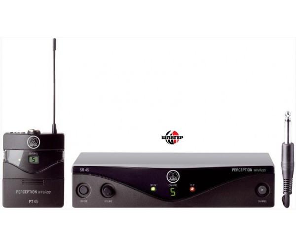AKG Perception Wireless 45 Instr Set Радиосистема инструментальная UHF 530-559Mhz