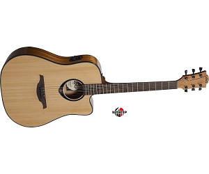 LAG Tramontane T66DCE Электроакустическая гитара