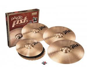 "PAISTE PST5 Rock Set + Crash 16 ""Комплект тарелок"