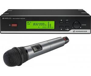 Радиосистема Sennheiser XSW65E UHF 548-865 МГц с ручным микрофоном
