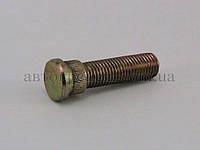 Шпилька (пресс-болт) М12х1.5х38/52 цинк, шлиц 14.5