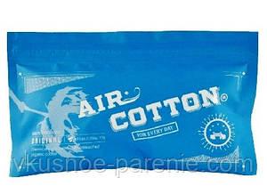 Вата органический хлопок Air Cotton упаковка 10 листов