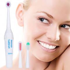 Ультразвукова зубна щітка з насадками