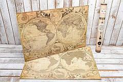 Скретч карта Світу My Maps Special Англійською в тубусі