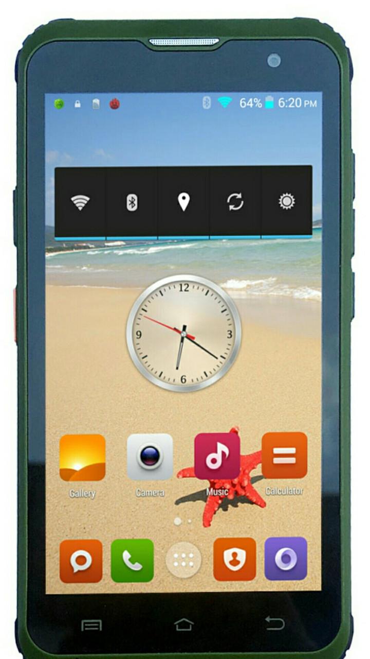 Мобильный телефон Land Rover VT5000 pro 4+32 gb
