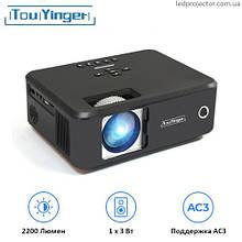 Проектор TouYinger X20 (AC3 version)