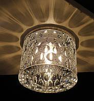 Точечный светильник с кристаллом Feron C1032 G9, фото 1