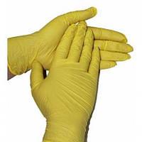 Перчатки нитриловые без пудры Ampri Style цветные 100 шт. в упаковке