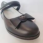 Школьные черные туфли от Том.М девочкам. Размер 32, 33, 34, 35, 36, 37, фото 8