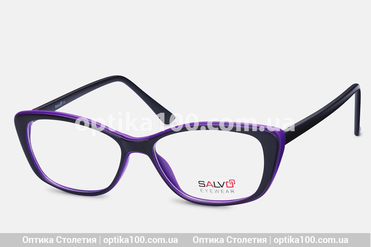 Жіноча пластикова оправа для окулярів