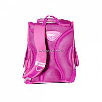 Рюкзак школьный каркасный SMART Розовый (558048), фото 4