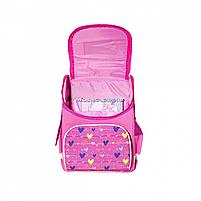 Рюкзак школьный каркасный SMART Розовый (558048), фото 6
