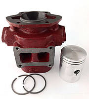 Гильза пускового двигателя цилиндр ПД-10 ПД-350 Р1 (кольца поршень) МТЗ ЮМЗ Т-150 350.01.005.00