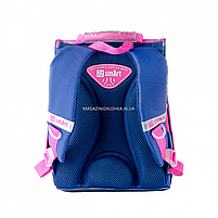 Рюкзак школьный каркасный SMART Синий (558050), фото 5