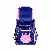 Рюкзак школьный каркасный SMART Фиолетовый (558049), фото 6