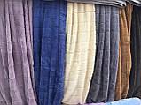 Покрывало плед Шиншилла квадрат 220х240, фото 5