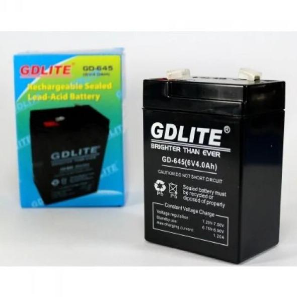 Аккумулятор Battery GD 645 6V