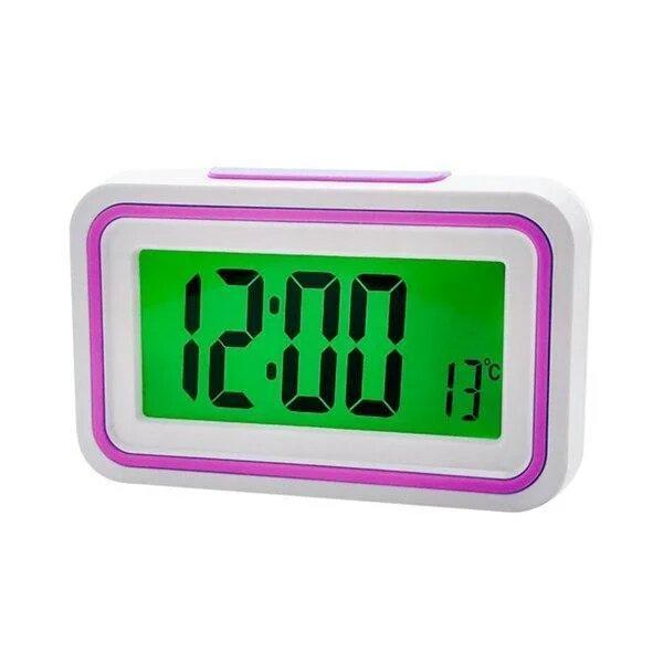 Говорять настільні годинники KK-9905TR з підсвічуванням