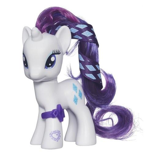 My Little Pony  - Раріті зі стрічкою (Май Литл Рарити с лентой, Rarity Figure)