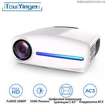 Проектор TouYinger S1080 (basic version) Black / White