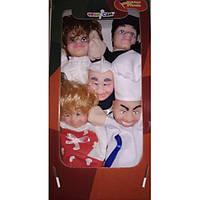 "Кукла-варежка ""Проффесии, пластизоль, ткань, B193"