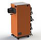 Твердопаливний котел тривалого горіння Kotlant КДУ-40 кВт з механічним регулятором тяги, фото 3