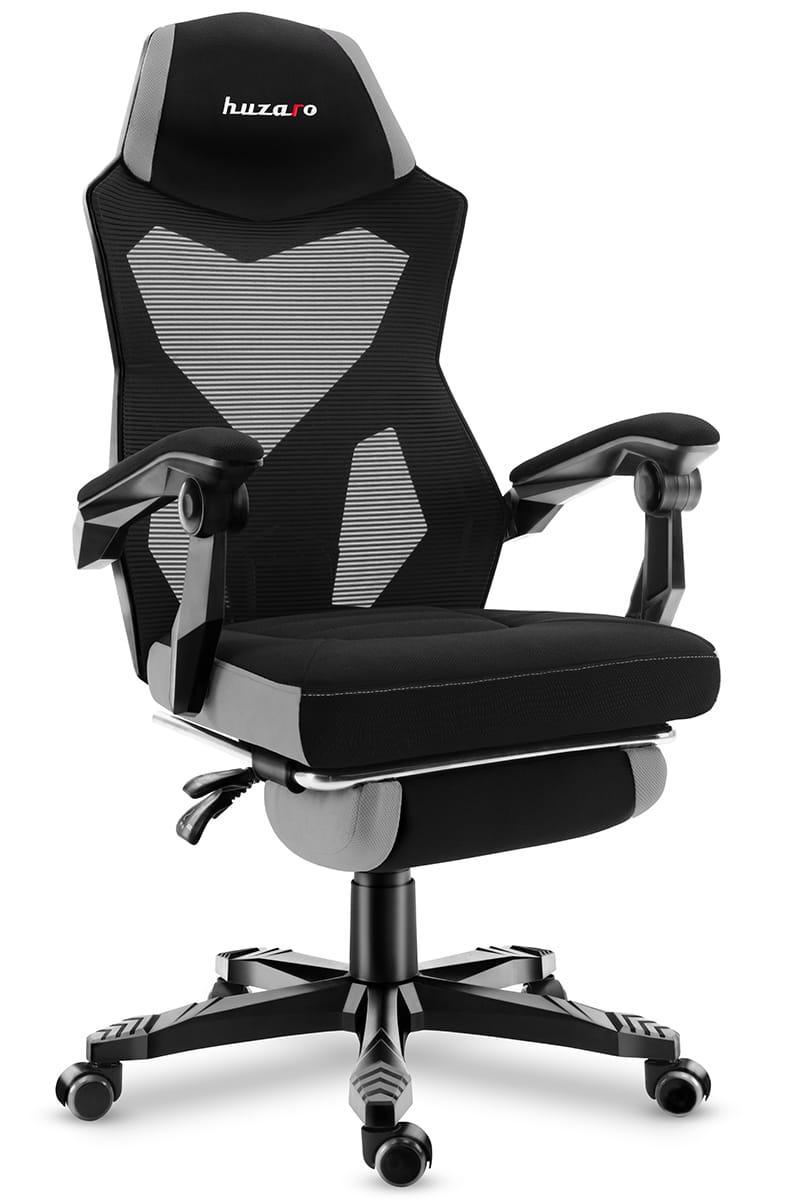 Игровое кресло HUZARO COMBAT 3.0 GREY