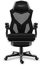 Игровое кресло HUZARO COMBAT 3.0 GREY, фото 2