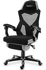 Игровое кресло HUZARO COMBAT 3.0 GREY, фото 3