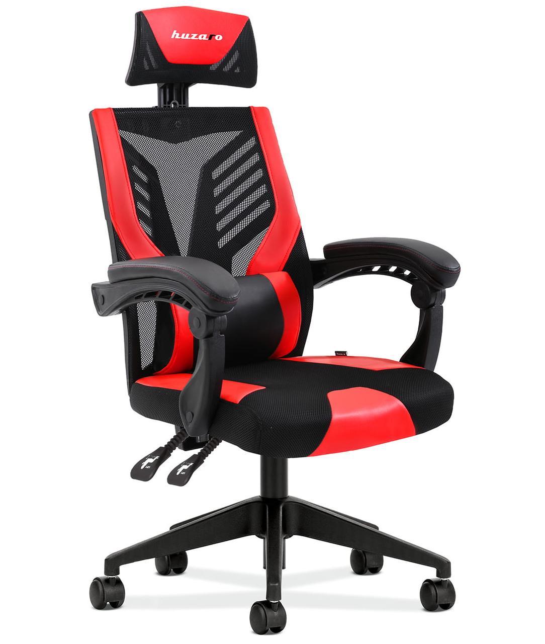 Игровое кресло HUZARO COMBAT 4.0 RED