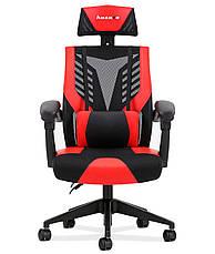 Игровое кресло HUZARO COMBAT 4.0 RED, фото 2